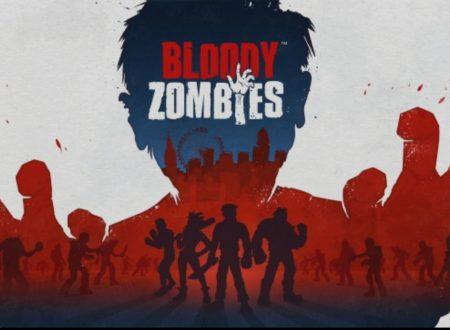 Bloody Zombies: il titolo è in arrivo il 23 dicembre sui Nintendo Switch europei