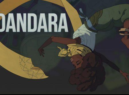 Dandara: il titolo è in arrivo il 6 febbraio sull'eShop europeo di Nintendo Switch