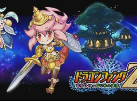 Dragon Fang Z: il titolo in arrivo il 14 dicembre sui Nintendo Switch giapponesi