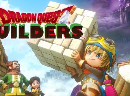 Dragon Quest Builders: il titolo è in arrivo il 9 febbraio sui Nintendo Switch europei