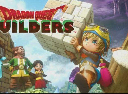 Dragon Quest Builders, l'eShop rivela il prezzo e il filesize del titolo su Nintendo Switch