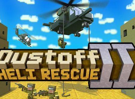Dustoff Heli Rescue 2: il titolo è in arrivo a gennaio su Nintendo Switch