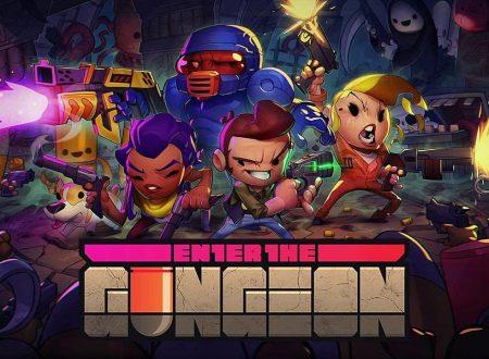 Enter the Gungeon: il titolo in arrivo il 18 dicembre sui Nintendo Switch europei