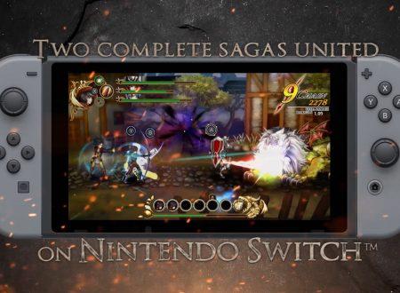 Fallen Legion: Rise to Glory, il titolo è in arrivo su Nintendo Switch nel 2018