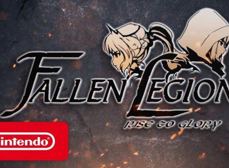 Fallen Legion: Rise to Glory: il titolo mostrato durante l'ultimo livestream di NIS America
