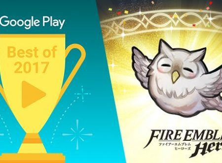 Fire Emblem Heroes: il titolo vince il Google Play's Best of 2017 in Giappone