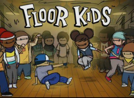 Floor Kids: il titolo in arrivo il 18 dicembre sull'eShop europeo di Nintendo Switch