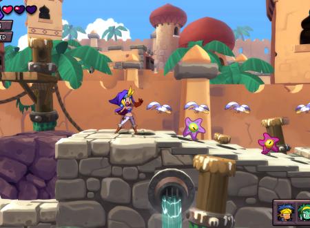 Shantae: Half-Genie Hero: l'espansione Friends to the End, in arrivo il prossimo 12 dicembre