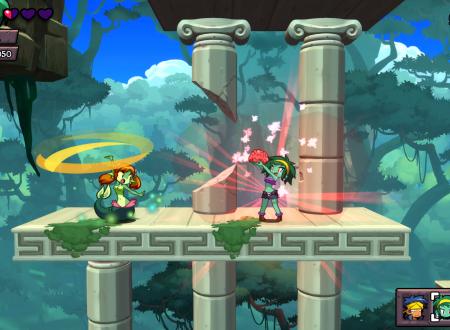 Shantae: Half-Genie Hero Ultimate Edition: rivelati i contenuti della versione retail, in arrivo su Nintendo Switch