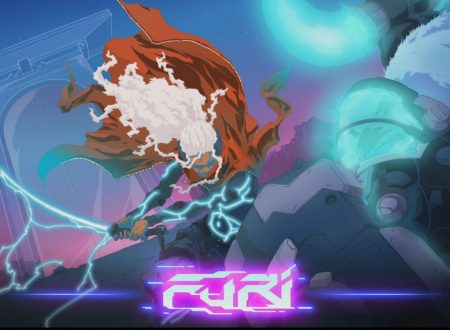 Furi: uno sguardo in video gameplay al titolo dai Nintendo Switch europei