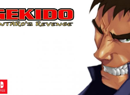 Gekido Kintaro's Revenge: il titolo per Game Boy Advance è ora in arrivo su Nintendo Switch