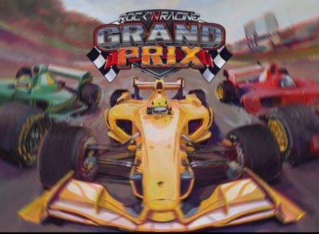 Grand Prix Rock 'N Racing: il titolo è in arrivo il 4 gennaio sui Nintendo Switch europei