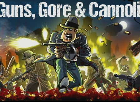 Guns, Gore and Cannoli, uno sguardo in video al titolo dai Nintendo Switch europei