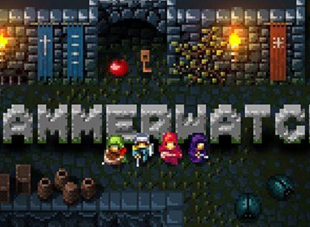 Hammerwatch: il titolo in arrivo il 23 dicembre sull'eShop europeo di Nintendo Switch