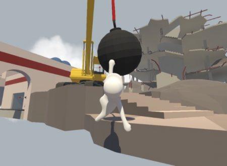 Human: Fall Flat, il titolo presto aggiornato alla versione 1.2 su Nintendo Switch