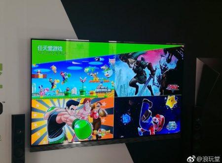 I titoli per Nintendo Wii approdano su NVIDIA Shield, almeno sul mercato cinese