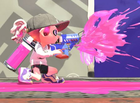 Splatoon 2: l'arma Kelvin duplo 525 sarà disponibile da domani mattina all'interno del gioco