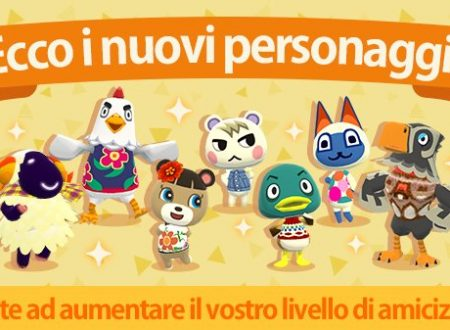 Animal Crossing: Pocket Camp, Zampetta, Scott ed altri nuovi animali, ora disponibili nel titolo