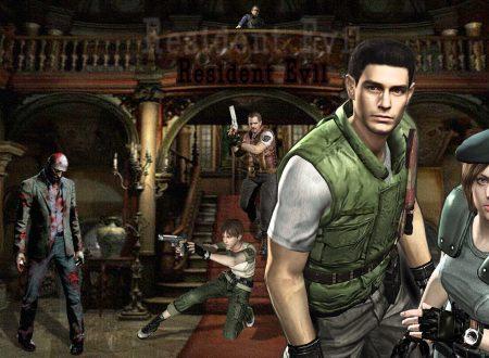 Il primo capitolo di Resident Evil era previsto inizialmente per il Super Nintendo