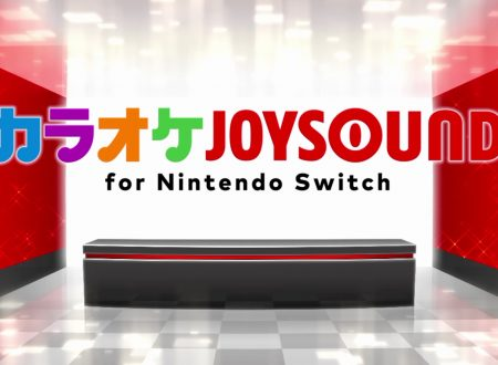 Karaoke JOYSOUND for Nintendo Switch: uno sguardo in video al titolo dai Nintendo Switch giapponesi