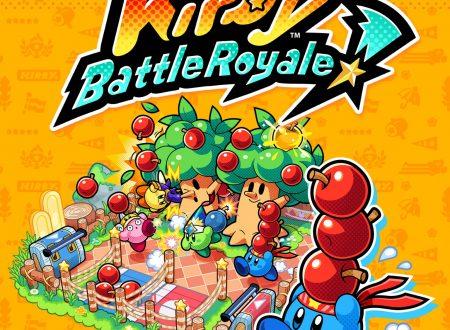 Kirby Battle Royale: il titolo aggiornato recentemente alla versione 2.1.0 sui Nintendo 3DS europei