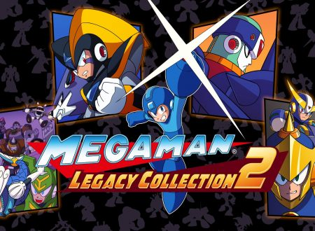 Le Mega Man Legacy Collection e i Mega Man X, annunciati per l'approdo su Nintendo Switch, con supporto agli amiibo