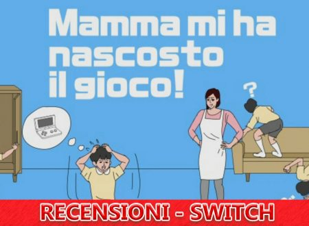 Mamma mi ha nascosto il gioco (Mom Hid My Game!) – Recensione – Switch eShop