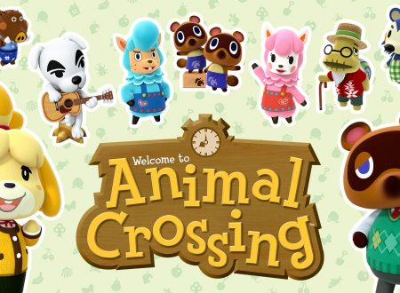 Manutenzione per i servizi online di titoli Nintendo Switch, Animal Crossing: New Leaf – Welcome amiibo, Pokémon Sole e Luna e Ultrasole e Ultraluna