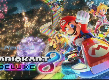 Mario Kart 8 Deluxe: ora disponibile la versione 1.4.0 del titolo per Nintendo Switch