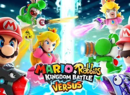Mario + Rabbids: Kingdom Battle, l'ultimo update ha aggiunto anche la funzione di cattura dei video