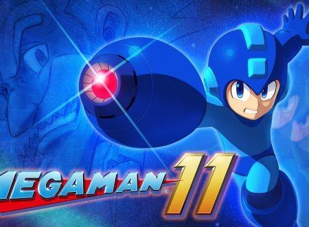 Mega Man 11: il nuovo capitolo del robottino blu, annunciato per l'arrivo su Nintendo Switch