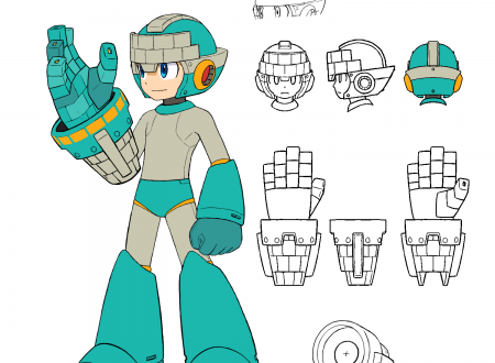 Mega Man 11: pubblicati i primi screenshots ed artwork del titolo di Capcom