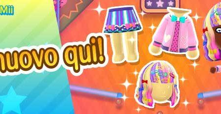 Miitomo: i nuovi indumenti del 10 dicembre di ritorno sul minigioco Sgancia Mii