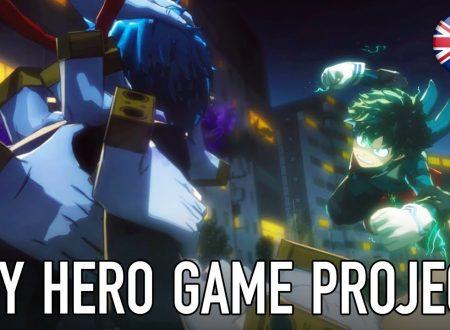 My Hero Academia: One's Justice, il titolo confermato per l'arrivo sui Nintendo Switch europei
