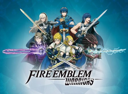 My Nintendo: disponibili nuovi wallpaper per PC e mobile di Fire Emblem Warriors