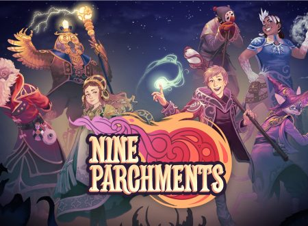Nine Parchments: un patch del titolo è in arrivo presto su Nintendo Switch