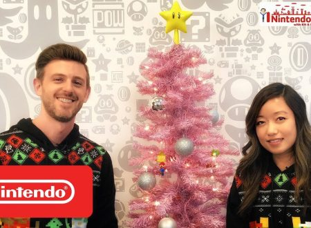 Nintendo Minute: addobbi natalizi in stile Nintendo e Animal Crossing: Pocket Camp in video con Kit e Krysta