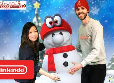 Nintendo Minute: i livelli invernali preferiti dei titoli Nintendo di Kit & Krysta