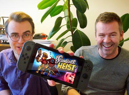 Nintendo Switch: Image & Form conferma l'arrivo di nuovi titoli nel 2018