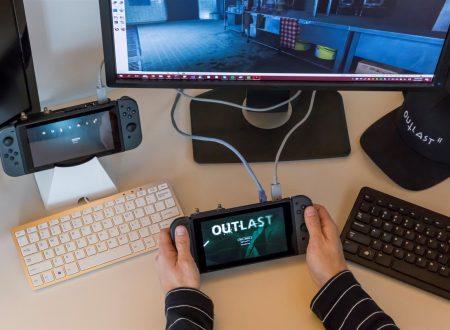 Outlast 1 e 2: i due titoli annunciati per l'arrivo su Nintendo Switch nel 2018