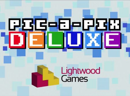 Pic-a-Pix Deluxe: uno sguardo in video alla demo dai Nintendo Switch europei