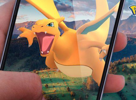 Pokémon GO: la realtà aumentata AR+ è ora disponibile nel titolo mobile di Niantic