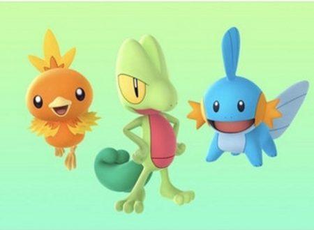 Pokémon GO: la terza generazione apparsa in banner sull'Apple Watch App Store