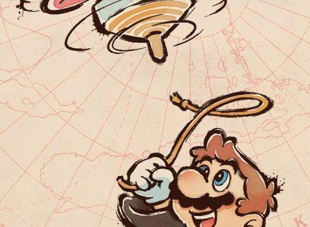 Pubblicati artwork e calendari per il nuovo anno, dedicati ad ARMS, Kirby e Super Mario Odyssey