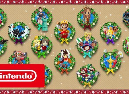 Pubblicato un trailer di buone feste con le console della famiglia di Nintendo 3DS