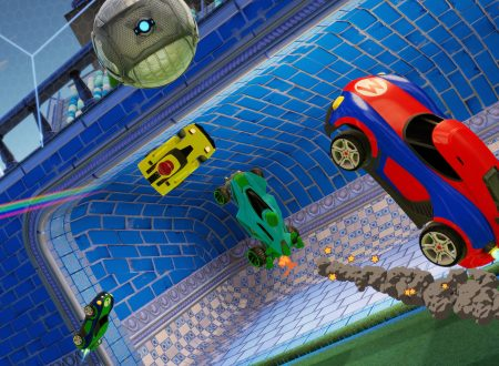 Rocket League: la versione 1.40 in arrivo oggi, il titolo disponibile in formato retail su Nintendo Switch il 25 gennaio