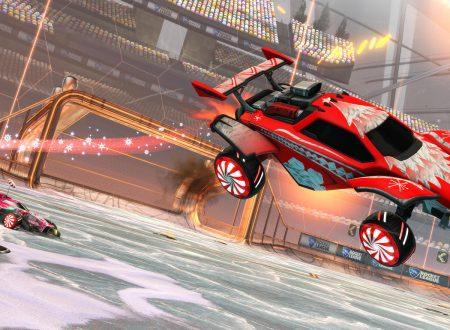 Rocket League: l'evento Frosty Fest è in arrivo settimana prossima nel titolo