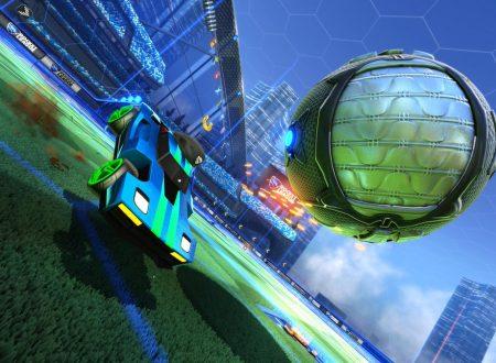 Rocket League: un aggiornamento è in arrivo nelle prossime ore su Nintendo Switch