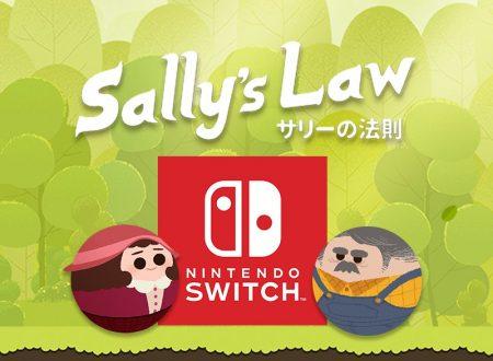 Sally's Law: il titolo annunciato per l'arrivo nel 2018 su Nintendo Switch