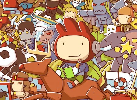 Scribblenauts Showdown: il titolo leakato per l'approdo su Nintendo Switch?